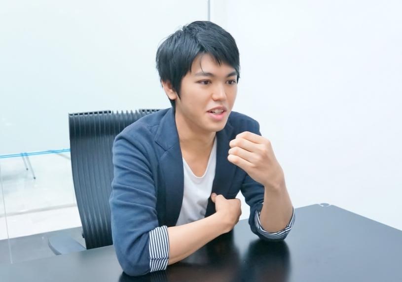 「治療ノート」のプロジェクトリーダー 武田